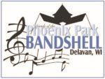 Delavan's Phoenix Park Bandshell